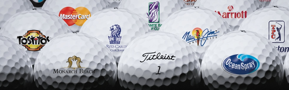 Have your Logo Printed in Full Colour to any brand of Golf Ball